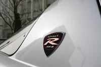 1000台限定の「RX-8 SPIRIT R」。4月終わりにさらに1000台の追加生産が決まった。