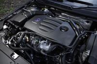 サーブ9-5ベクターXWD(4WD/6AT)【試乗記】の画像