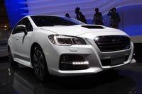 新型ワゴン「スバル・レヴォーグ」登場【東京モーターショー2013】の画像