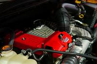 新型「タイタンXD」のディーゼルエンジンは、競合メーカーがヘビーデューティートラックに採用しているカミンズ社のもの。ライバルの顧客を奪おうという、日産の積極的な姿勢がうかがえる。
