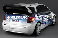 【ジュネーブショー2006】スズキ、2007年からWRC参戦決定