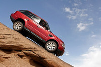 環境破壊を最小限に抑えようというランドローバーのコミットメント「Fragile Earth」。環境保護団体への車両提携というカタチでもエコに積極的な姿勢を見せる。