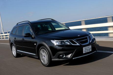 サーブ9-3X(4WD/6AT)……545万1000円2010年9月、日本での販売を新体制でスタートさせたサーブブランド。...