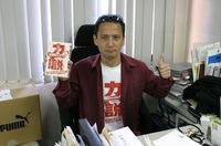 『webCG』『NAVI』編集部に突然あらわれた小沢コージ、そのワケは?