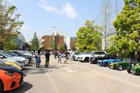 天候にも恵まれた「モーニングクルーズwith LEXUS」の会場。参加者がそれぞれに交流を楽しみ、3時間はあっという間に過ぎ去った。