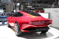 「ディスコヴォランテ2012」。ディスコヴォランテ(Disco Volante)とはイタリア語で「空飛ぶ円盤」という意味。