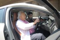 ボルボV60 DRIVe(FF/6AT)【試乗記】の画像