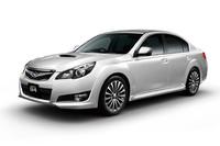 スポーティで安全な「レガシィ」特別仕様車、発売