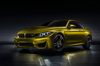 「BMWコンセプトM4クーペ」