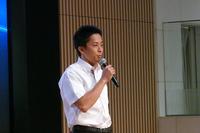 2014年シーズンはGP2シリーズに参戦する伊沢拓也選手。
