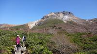 那須岳を縦走。