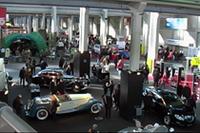 第80回:【Movie】イタリア・トリノの古典車ショー「アウトモトレトロ」リポート