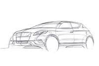スズキがクロスオーバー車のコンセプトを出展【パリサロン2012】