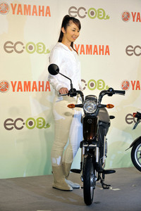 ヤマハ、新型電動スクーターを発表