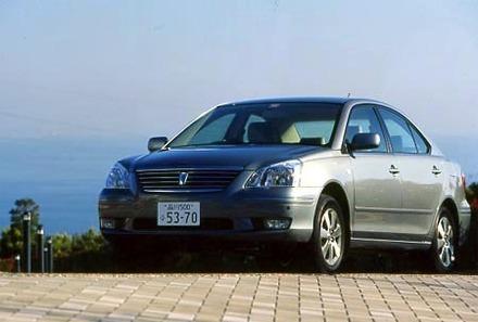 トヨタ・プレミオ 2.0G EXパッケージ(CVT)【ブリーフテスト】