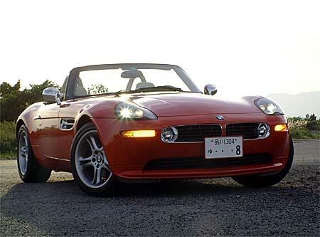 BMW Z8(6MT)【試乗記】