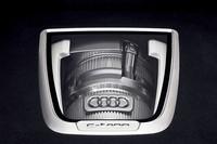 アウディのEV「e-tron」、ハイブリッドも2台出展【ジュネーブショー2010】の画像