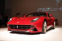 フェラーリの新たな旗艦「F12ベルリネッタ」上陸