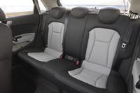 「A1」(3ドア)は4人乗りだが、「A1スポーツバック」には5人乗りモデルも設定される(欧州仕様車)。