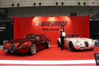 BMWエンジンを搭載した、ドイツの少量生産高級スポーツカーである「ヴィーズマン」。左が「MF4」で右が「MF3」。
