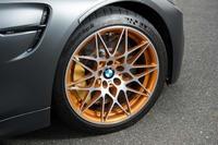 タイヤは専用の「ミシュラン・パイロットスポーツ カップ2」を履きこなす。カーボンセラミックブレーキシステムも与えられている。