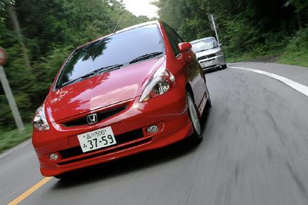 ホンダフィット1.5T 2WD(CVT)【ブリーフテスト】