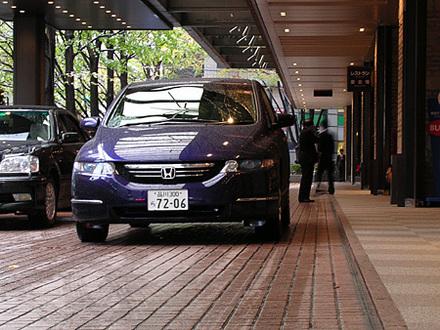 ホンダ・オデッセイL 4WD(5AT)【ブリーフテスト】
